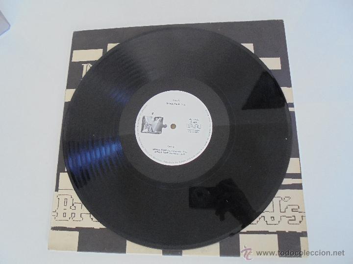 Discos de vinilo: DIFACIL RAP BRAVO AND DJ`S. DEDICADO POR LOS AUTORES. VER FOTOGRAFIAS ADJUNTAS. - Foto 6 - 51206466