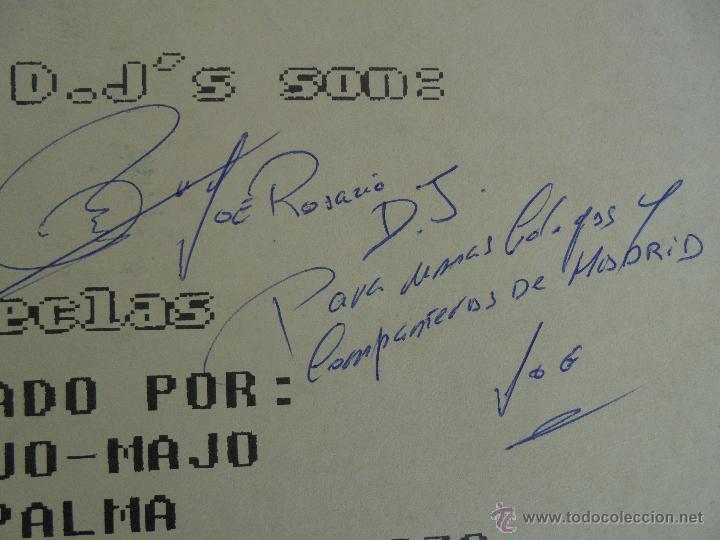 Discos de vinilo: DIFACIL RAP BRAVO AND DJ`S. DEDICADO POR LOS AUTORES. VER FOTOGRAFIAS ADJUNTAS. - Foto 9 - 51206466