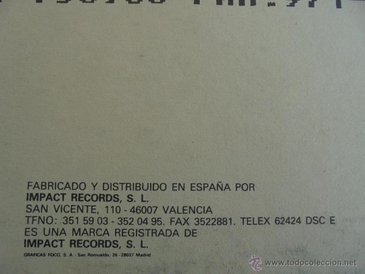 Discos de vinilo: DIFACIL RAP BRAVO AND DJ`S. DEDICADO POR LOS AUTORES. VER FOTOGRAFIAS ADJUNTAS. - Foto 13 - 51206466