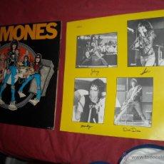 Discos de vinilo - RAMONES -lp Road To Ruin - 1978 EDICION ESPAÑOLA SIRE S-60137 CONTIENE ENCARTE VER FOTOS - 51207907