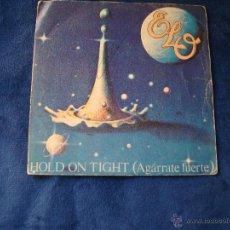 Discos de vinilo: ELO ELECTRIC LIGHT ORCHESTRA HOLD ON TIGHT SELLO JET RECORDS 1981. Lote 51209283