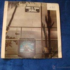 Discos de vinilo: SNIFF AND THE TEARS COMO EL FUEGO SALVAJE LIKE WILDFIRE 1982. Lote 51220888