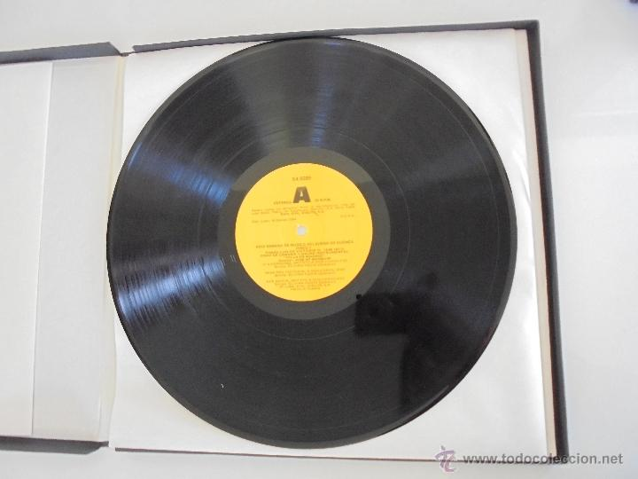 Discos de vinilo: SEMANA DE MUSICA RELIGIOSA DE CUENCA XXI, XXII Y XXIII. NUEVE DISCOS DOS ESTUCHES. VER FOTOGRAFIAS - Foto 8 - 51223857