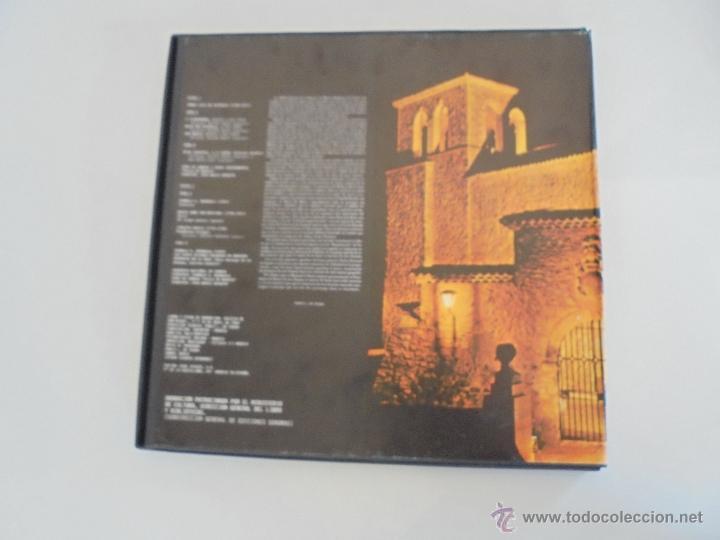 Discos de vinilo: SEMANA DE MUSICA RELIGIOSA DE CUENCA XXI, XXII Y XXIII. NUEVE DISCOS DOS ESTUCHES. VER FOTOGRAFIAS - Foto 16 - 51223857