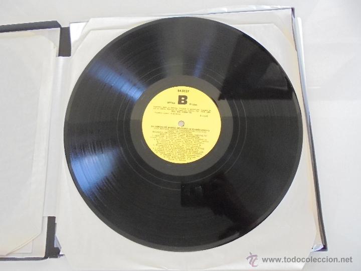 Discos de vinilo: SEMANA DE MUSICA RELIGIOSA DE CUENCA XXI, XXII Y XXIII. NUEVE DISCOS DOS ESTUCHES. VER FOTOGRAFIAS - Foto 31 - 51223857