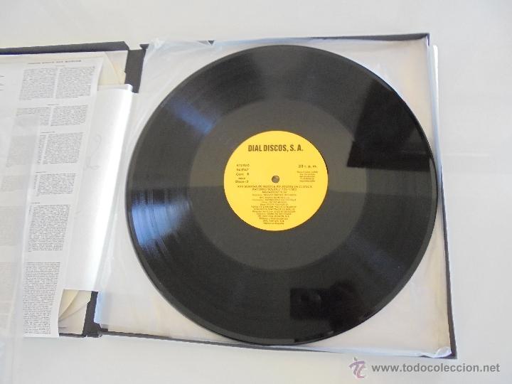 Discos de vinilo: SEMANA DE MUSICA RELIGIOSA DE CUENCA XXI, XXII Y XXIII. NUEVE DISCOS DOS ESTUCHES. VER FOTOGRAFIAS - Foto 42 - 51223857