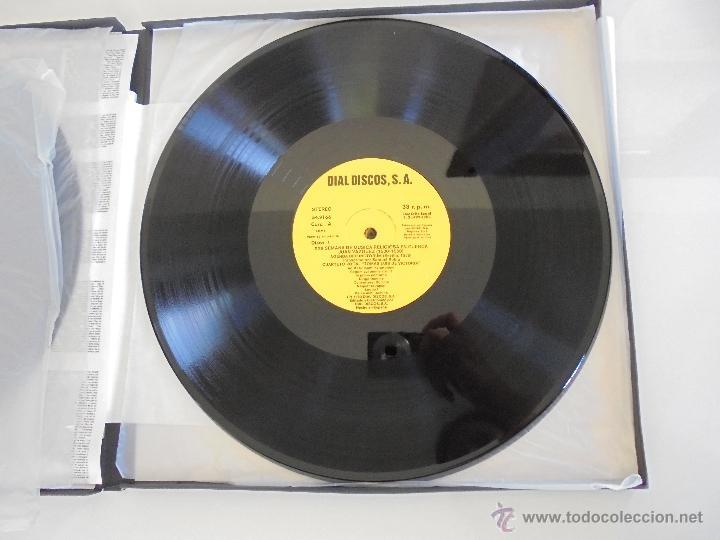 Discos de vinilo: SEMANA DE MUSICA RELIGIOSA DE CUENCA XXI, XXII Y XXIII. NUEVE DISCOS DOS ESTUCHES. VER FOTOGRAFIAS - Foto 44 - 51223857