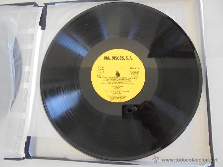 Discos de vinilo: SEMANA DE MUSICA RELIGIOSA DE CUENCA XXI, XXII Y XXIII. NUEVE DISCOS DOS ESTUCHES. VER FOTOGRAFIAS - Foto 46 - 51223857