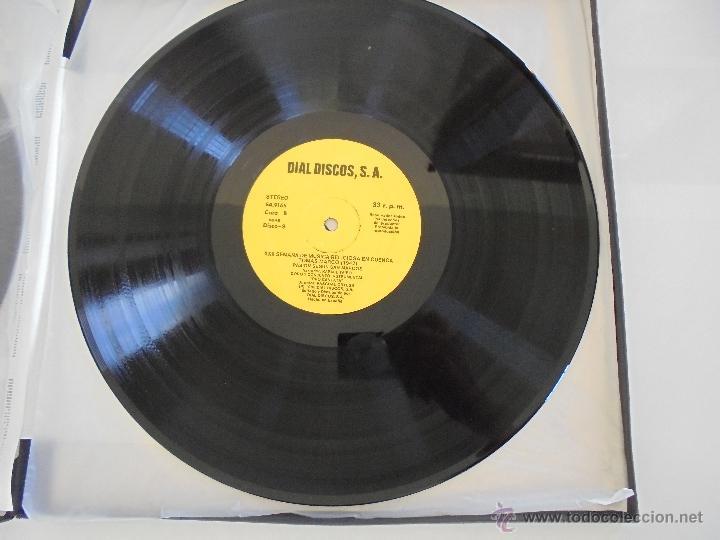 Discos de vinilo: SEMANA DE MUSICA RELIGIOSA DE CUENCA XXI, XXII Y XXIII. NUEVE DISCOS DOS ESTUCHES. VER FOTOGRAFIAS - Foto 50 - 51223857