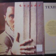 Discos de vinilo: TEXIDÓ*LP TWINS 1989*DANZA INVISIBLE**CON INSERT*. Lote 51228863