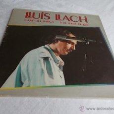 Vinyl-Schallplatten - LLUIS LLACH Camp del Barça 6 de Juliol de 1985 - 51236404