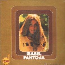 Discos de vinilo: ISABEL PANTOJA LP. Lote 51236990