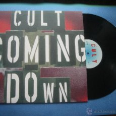 Discos de vinilo: THE CULT COMING DOWN MAXI UK 1994 PDELUXE. Lote 51238540