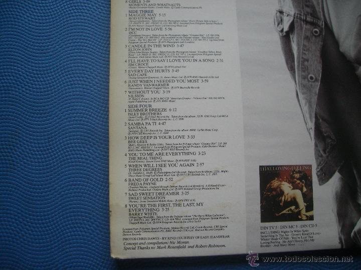 Discos de vinilo: VARIOS 70´S THAT LOVIN FEELING DOBLE LP UK PDELUXE - Foto 3 - 51239301