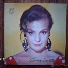 Discos de vinil: CARMEN SEVILLA - FLAMENCA YE YE + TYPICAL SPANISH . Lote 51244406