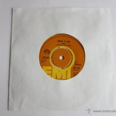 Discos de vinilo: B.T. EXPRESS (BT EXPRESS) - SHOUT IT OUT 1977 UK SINGLE * FUNDA DE PLASTICO TRANSPARENTE. Lote 51248076