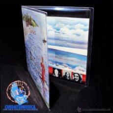 Discos de vinilo: 50 FUNDAS DOBLES (GATEFOLD) DE PVC PARA LP CARPETA DESPLEGABLE Y DOBLE LP Y MAXI -NUEVAS-. Lote 121907420