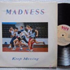 Discos de vinilo: MADNESS - '' KEEP MOVING '' LP SPAIN 1984. Lote 51249413