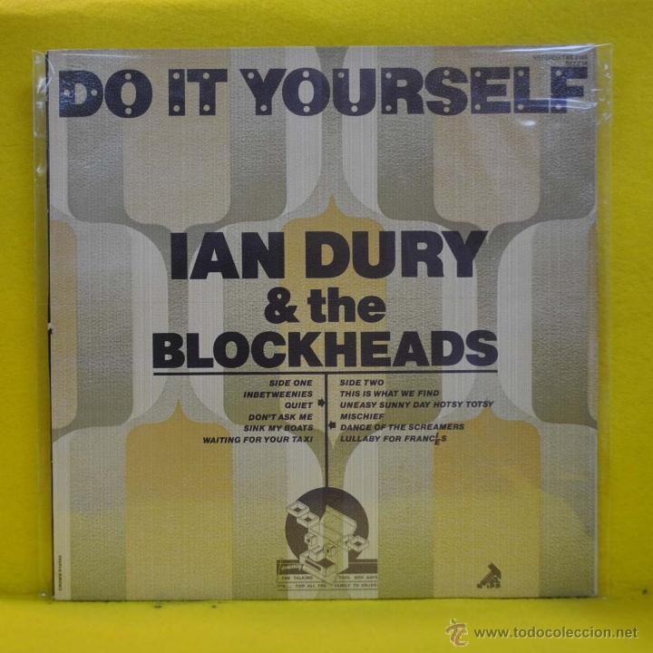 Ian dury the blockheads do it yourself comprar discos lp ian dury the blockheads do it yourself lp solutioingenieria Gallery
