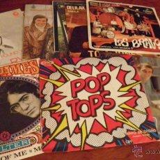 Discos de vinilo: SINGULAR LOTE DE DISCOS,NO UTILIZADOS.15 DE LOS AÑOS 60-70.VER IMAGENES.. Lote 51254242