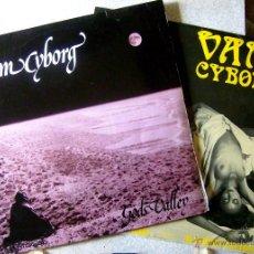 Discos de vinilo: VAM CYBORG...LOTE..SUS 2 MAXIS...ARAGON. Lote 79831117
