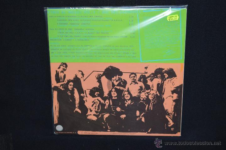 Discos de vinilo: ROCK DE LLOBREGAT - VIVA EL ROLLO! VOL. 3 - LP - Foto 2 - 51303188