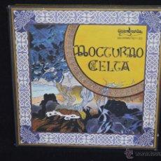 Discos de vinilo: NOCTURNO CELTA - 3 LP GUIMBARDA . Lote 63573112