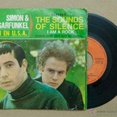 Vinyl-Schallplatten - Simon & Garfunkel - The sounds of silence - I´m a rock - 51311982