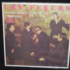 Discos de vinilo: LOS FLECOS - GRABACIONES COMPLETAS Y RAREZAS - LP. Lote 51314707