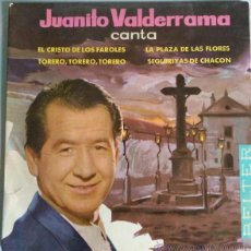 Discos de vinilo: JUANITO VALDERRAMA.. Lote 51316231