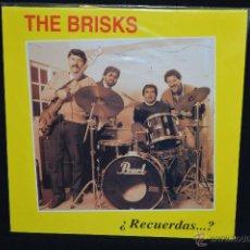 Discos de vinilo: THE BRISKS - ¿RECUERDAS...? - LP. Lote 51317005