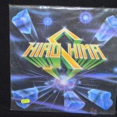 Discos de vinilo: HIROSHIMA - S/T - LP METAL ESPAÑOL. Lote 51317400