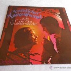 Discos de vinilo: ORCHESTRE TONY DIRNE FRÖHLICHER TANZABEND 2LPS.. Lote 51326193