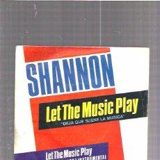 Disques de vinyle: SHANNON. Lote 51327347