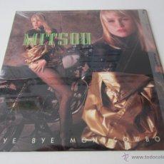 Discos de vinilo: MITSOU (SHEP PETTIBONE) - BYE BYE MON COWBOY (4 VERSIONES) 1989 USA MAXI SINGLE. Lote 51330038