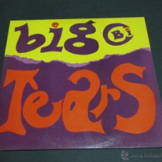 Discos de vinilo: VINILO. MAXI SINGLE. CBI. BIG TEARS - GLEN MATLOCK, SEX PISTOLS. Lote 51331878