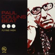 Discos de vinilo: LP PAUL COLLINS FLYING HIGH POWERPOP PUNK NEW WAVE VINYL THE BEAT . Lote 152429374