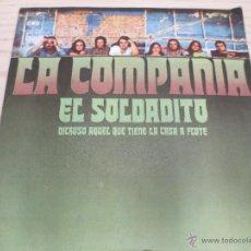 Dischi in vinile: LA COMPÀÑIA EL SOLDADITO. Lote 51340440