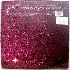 Discos de vinilo: TORI AMOS - PROFESSIONAL WIDOW (IT'S GOT TO BE BIG) BOB CLEARMOUNTAIN MIX - MAXI EASTWEST 1996 BPY. Lote 51340630
