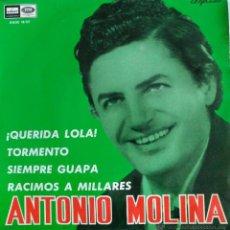 Discos de vinilo: ANTONIO MOLINA. Lote 51342094
