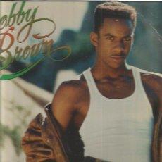 Discos de vinilo: BOBBY BROWN. Lote 51342264