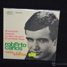 Discos de vinilo: ROBERTO CARLOS - MI CACHARRITO +3 - EP. Lote 51342764