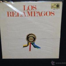 Discos de vinilo: LOS RELAMPAGOS - PISTAS - LP. Lote 51343164