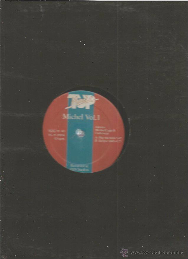 MICHEL VOL 1 (Música - Discos de Vinilo - Maxi Singles - Disco y Dance)