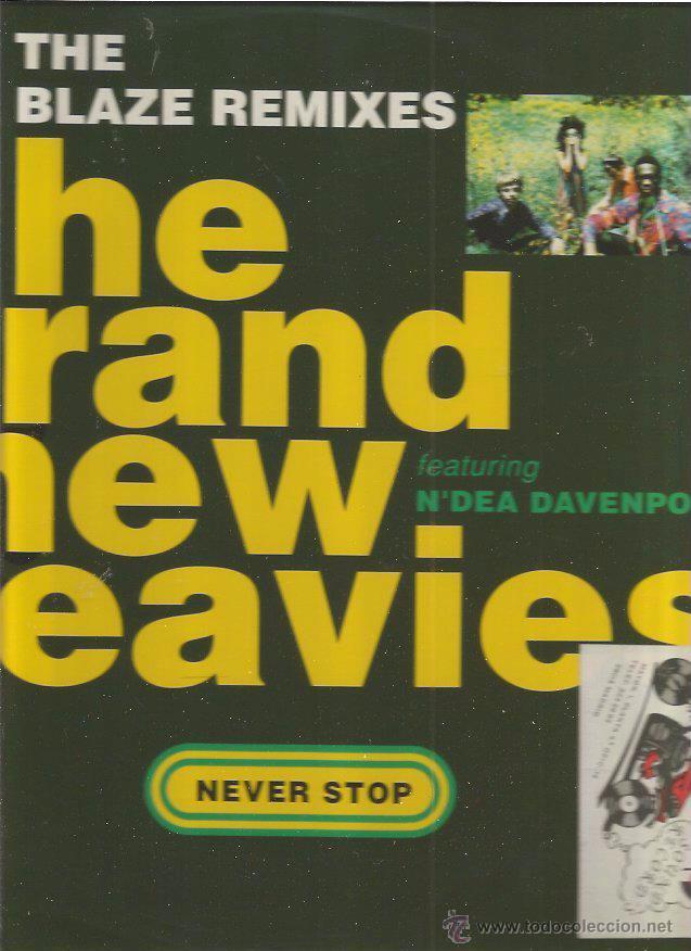 BRAND NEW HEAVIES (Música - Discos de Vinilo - Maxi Singles - Disco y Dance)