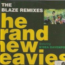 Discos de vinilo: BRAND NEW HEAVIES. Lote 51355485