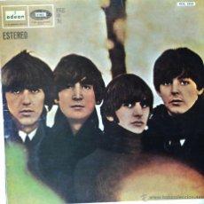 Discos de vinilo: THE BEATLES - FOR SALE - 2.ª EDICIÓN DE ESPAÑA - ESTEREO (1 REFERENCIA). Lote 51355885