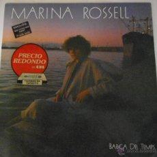 Discos de vinilo: MARINA ROSSELL.BARCA DEL TEMPS.INCLÓS QUAN TOTHOM VIURÀ D'AMOR.LLUÍS LLACH.. Lote 51355981