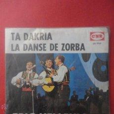 Discos de vinilo: TRÍO HELLENIQUE. CNR. Lote 51356244