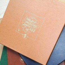 Discos de vinilo: LOTE DE 10 DISCOS CON ESTUCHE. THE FRANKLIN MINT RECORD SOCIETY. 100 GREATEST REORDINGS OF ALL TIME. Lote 51359229